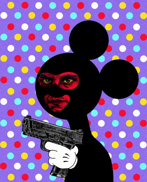 MICKEY IMPOSTER