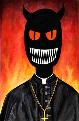 PRIEST FROM HELL