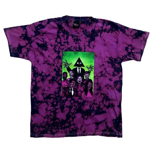 CONTROL T-shirt - Large & XLarge