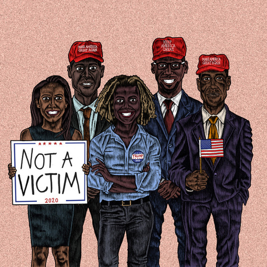 YOUNG BLACK CONSERVATIVES