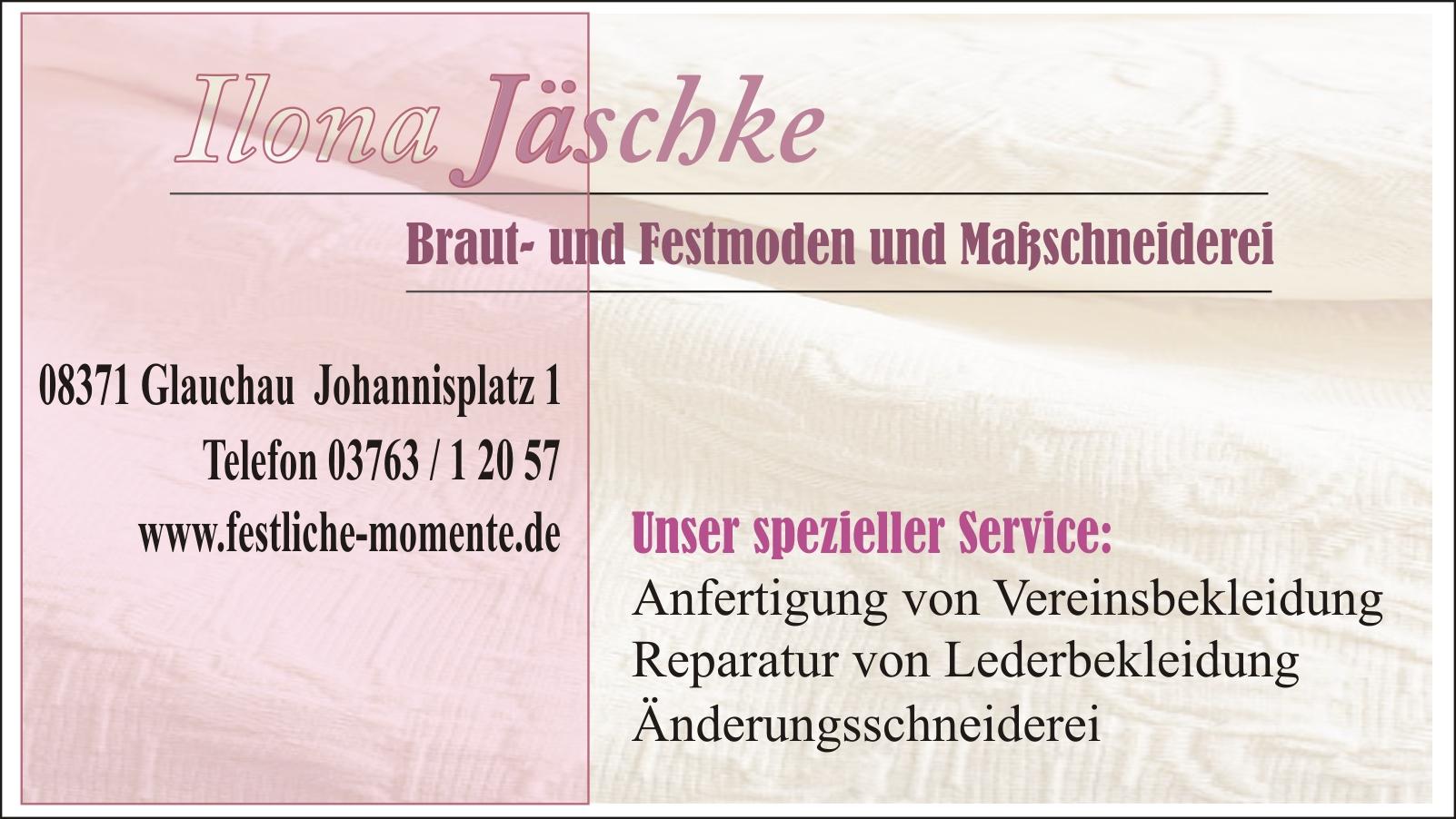 Maßschneiderei Ilona Jäschke