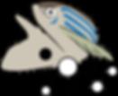 Zebrafish logo NNBF