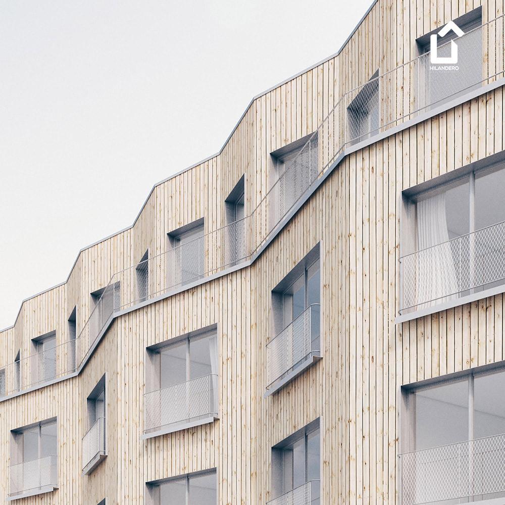Hilandero modular house Jonköping