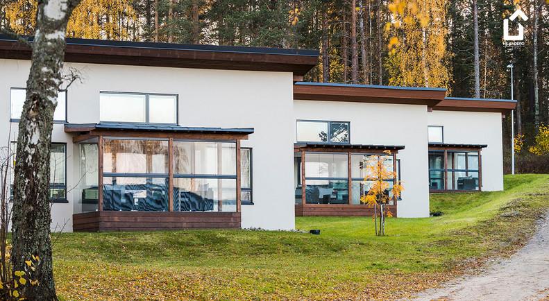 Hilandero Imatra modular building