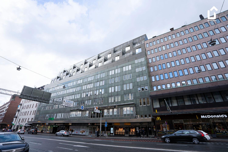 Hilandero Stockholm modular building