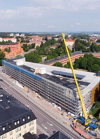 Hilandero modular building