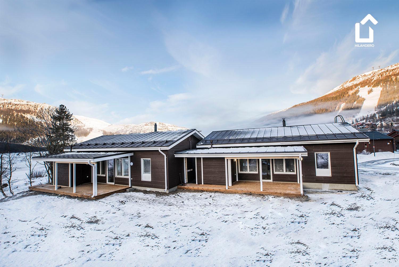 Hilandero Åre modular house