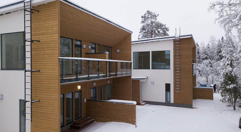 Hilandero Espoo modular building