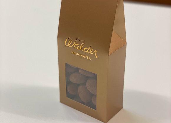 Amandes Chocolat 200 gr.