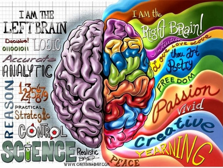 The Two Sides of Every Brain