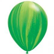 Green Superagate