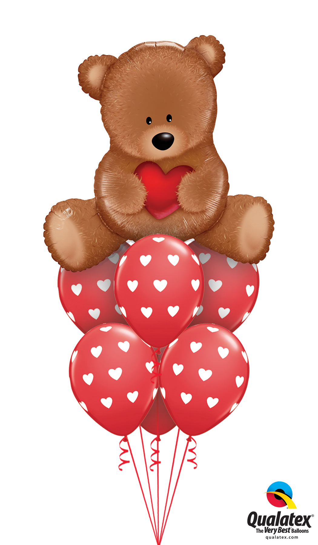 16453  76928  Teddy Bear Love Luxury