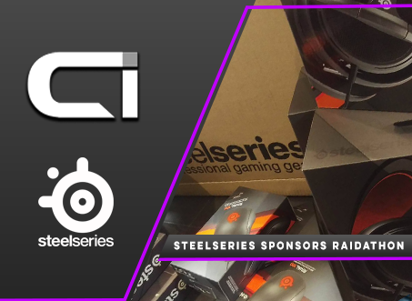 Steelseries Sponsors Raidahon 2016