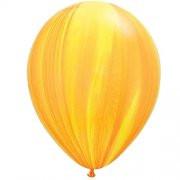 Yellow & Orange Superagate