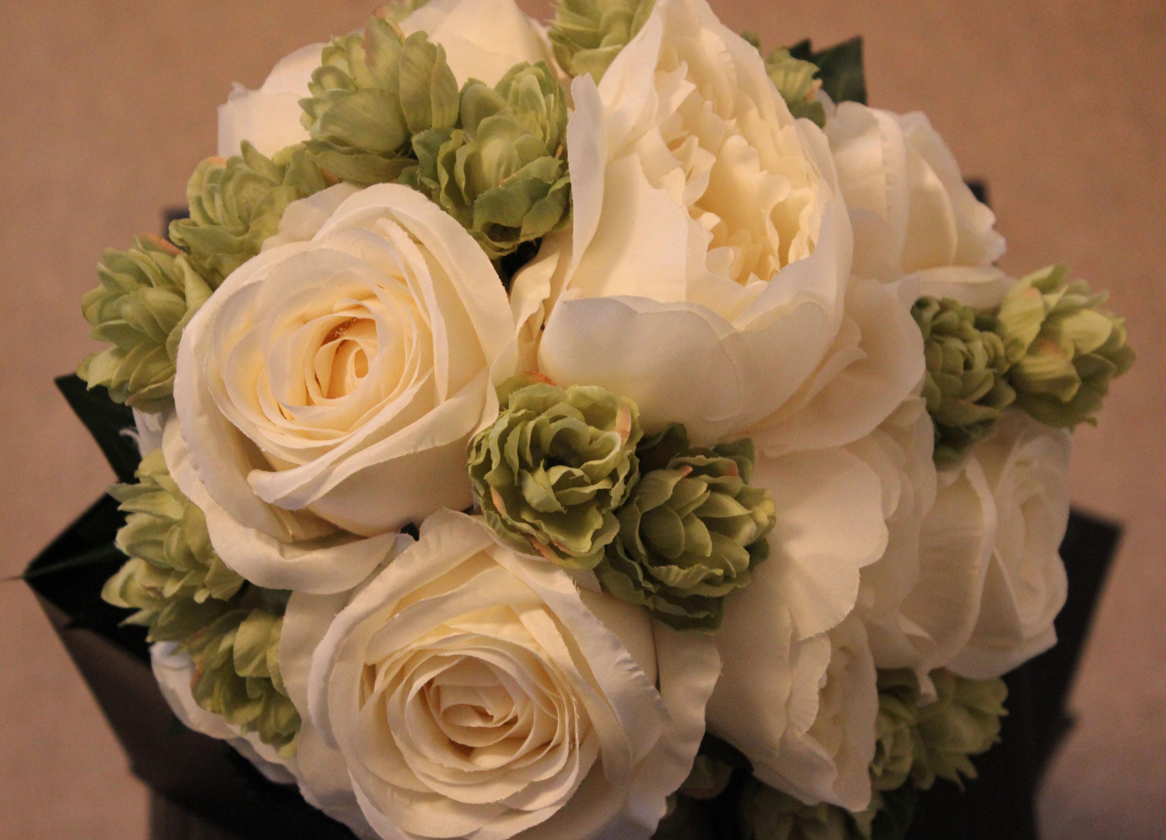 Classic Summer Artificial Bouquet