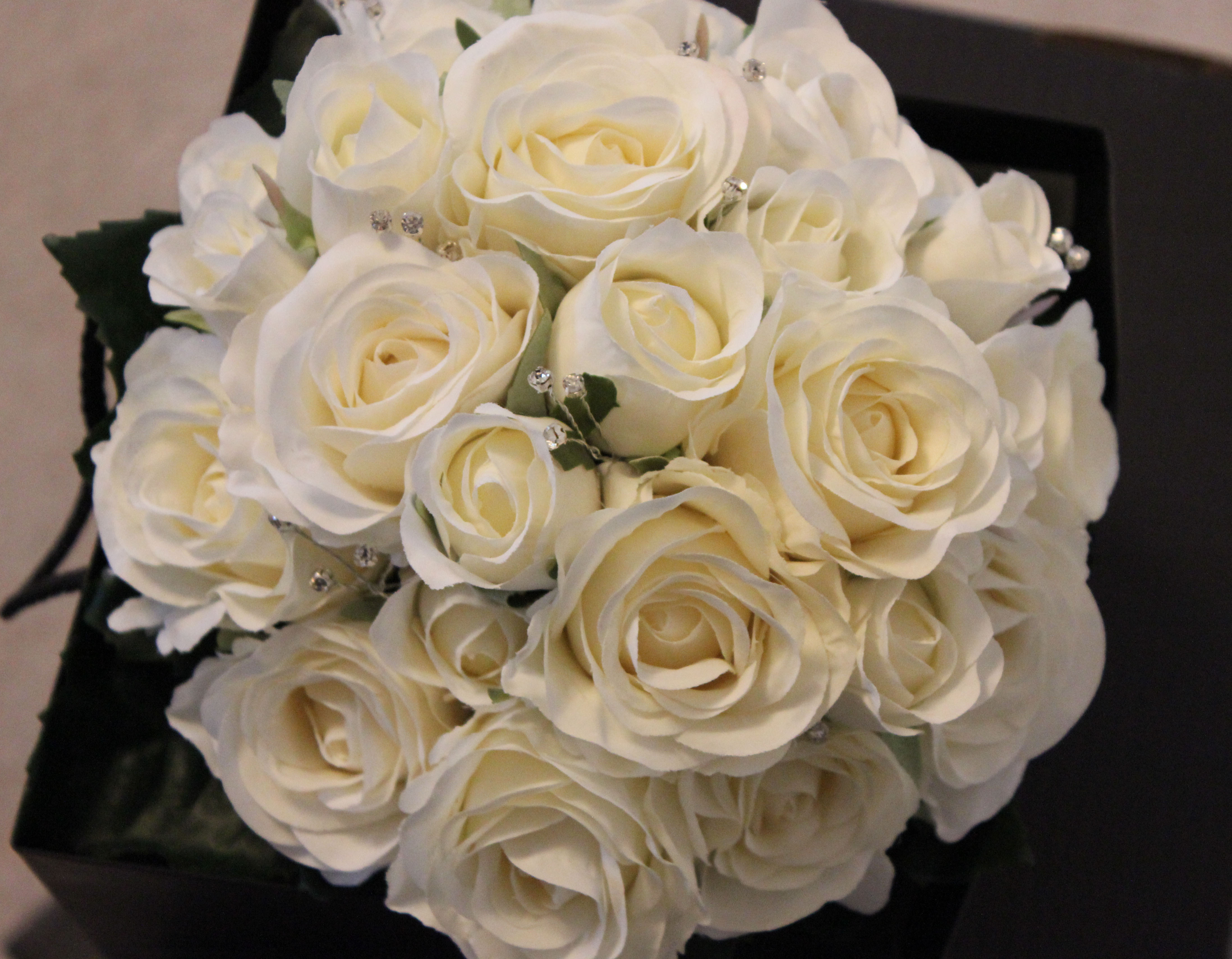 All that Glistens Artificial Bouquet