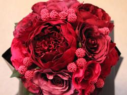 Very Berry Artificial Bouquet