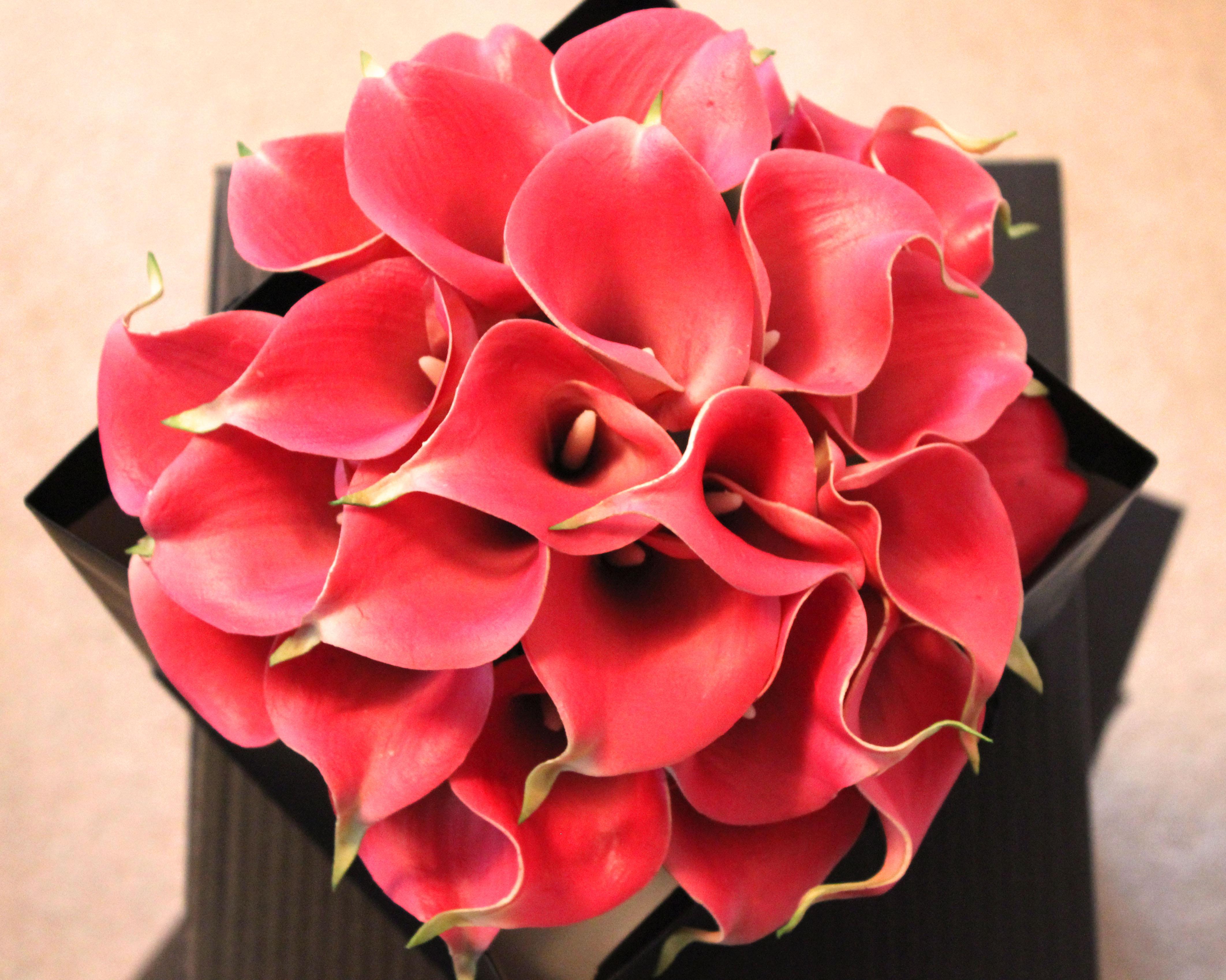Blushing Bride Artificial Bouquet