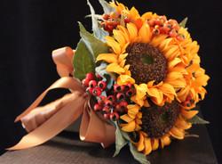 Indian Summer Artificial Bouquet