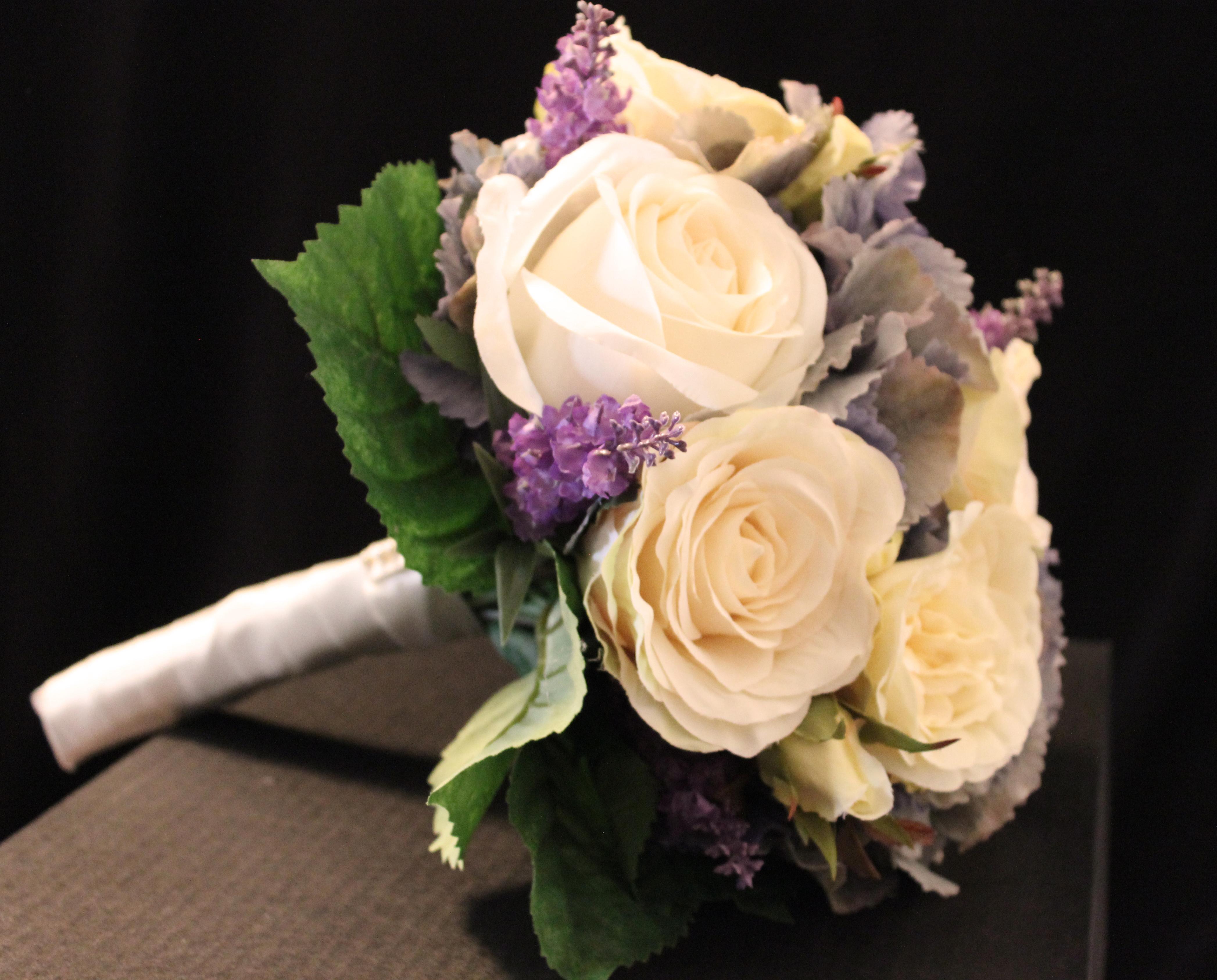 Vintage Beauty Artificial Bouquet