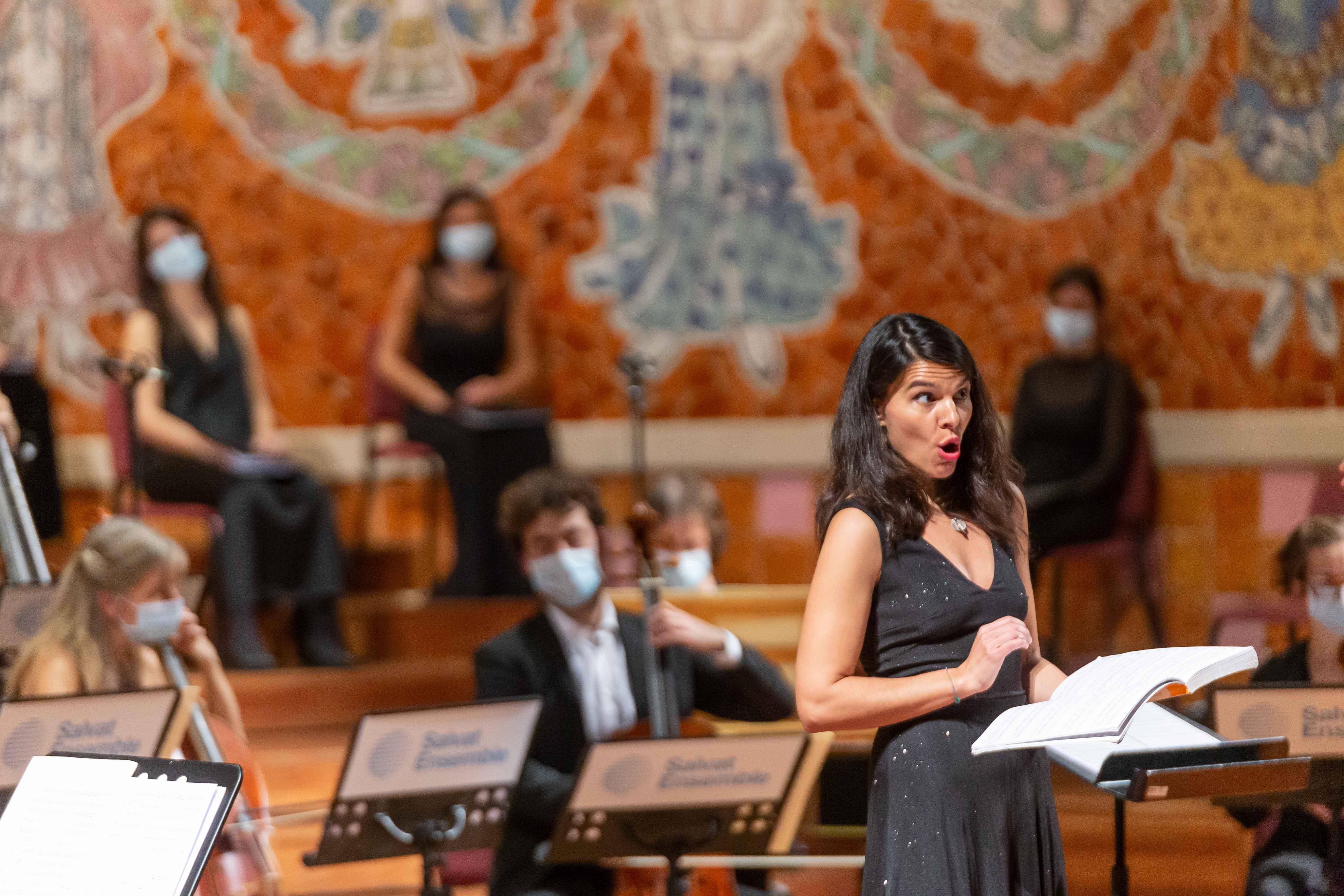 Messies Händel, Palau de la Música Catal