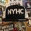 Thumbnail: NYHC - 2021 - BLACK/WHITE