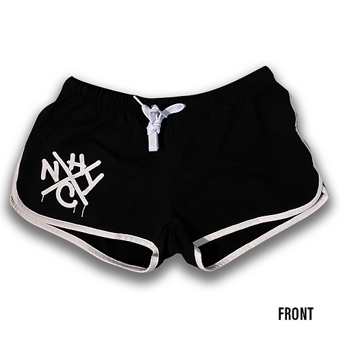 Womens NYHC Drip Shorts