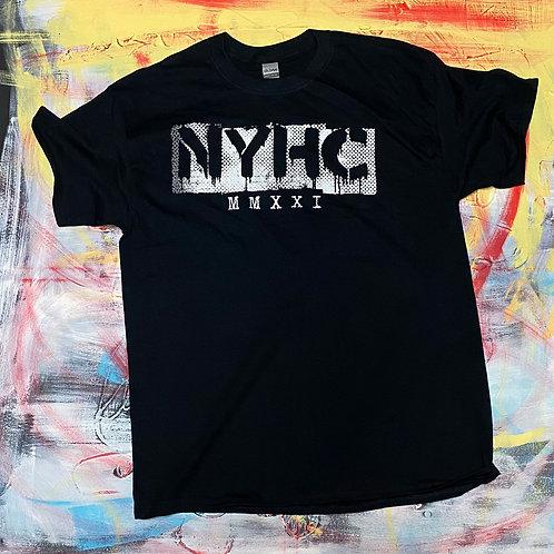 NYHC - 2021 - MMXXI - T-Shirt