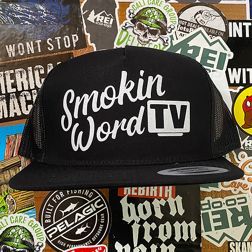 Smokin Word TV - 2021 - BLACK