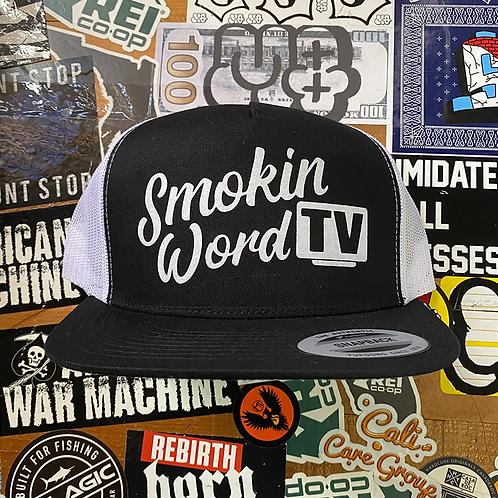 SmokinWordTV - 2021 - BLACK/WHITE