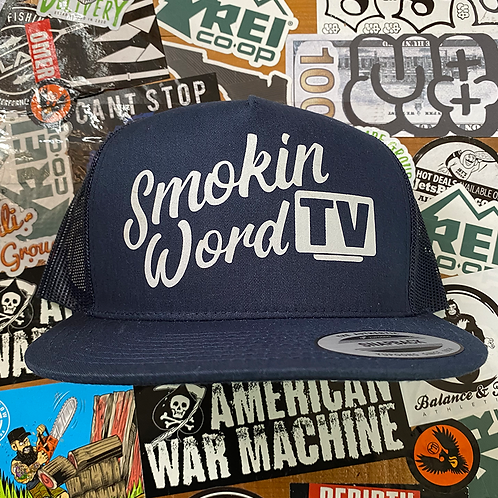 Smokin Word TV - 2021 - NAVY