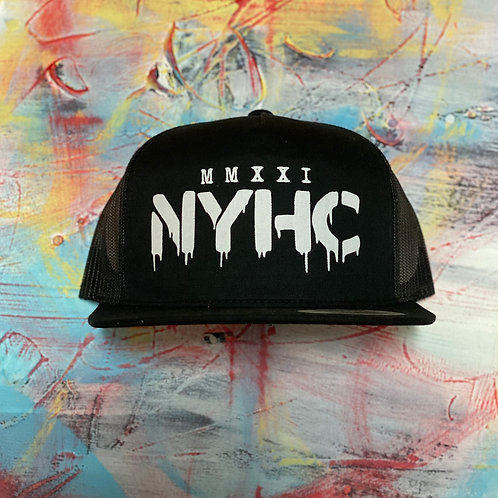 NYHC - 2021 - MMXXI - Snapback Hat