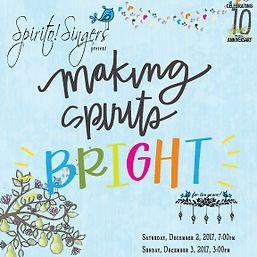 Making Spirits Bright CD