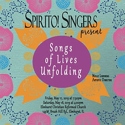 Songs of Lives Unfolding