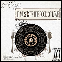 If Music Be the Food of Love square-grap