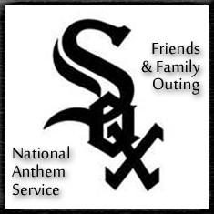 National Anthem at White Sox Game!