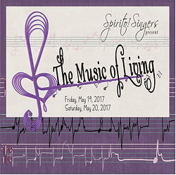 Spirito! Singers The Music of Living CD