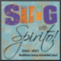 2020-2021 Spirito! Auditions Scheduled Now