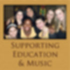 Support Education & Music