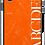 Thumbnail: J-orange GEM Stone Custom iphone Case -Leater Straight-