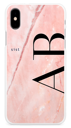 pink GEM Stone Custom iphone Case -hard cover Straight-