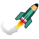 Rocket with flames.png