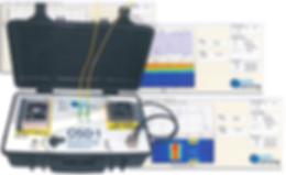 Un echipament utilizat în cadrul proiectelor de monitorizare cu fibră optică