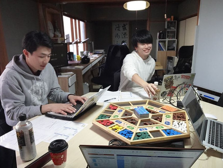戦略マネジメントゲーム開催中!!