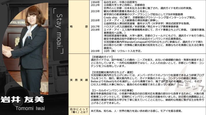 岩井(TATEITO事業統括)