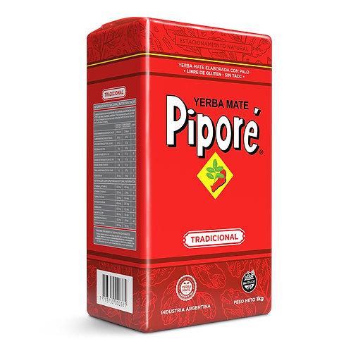 Yerba Mate Pipore - Traditional - 1kg