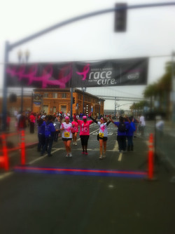 Ch 17 - Finishing the Komen Race