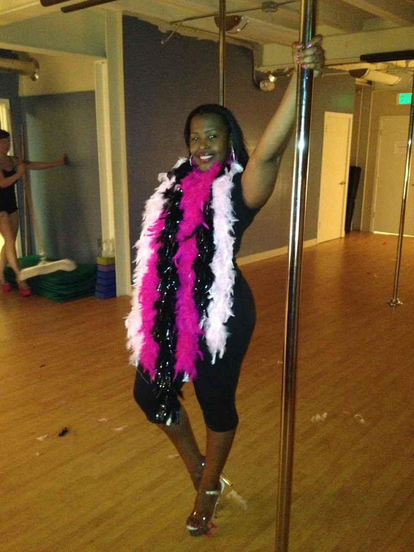 Ch 18 - Pole Dancing Party