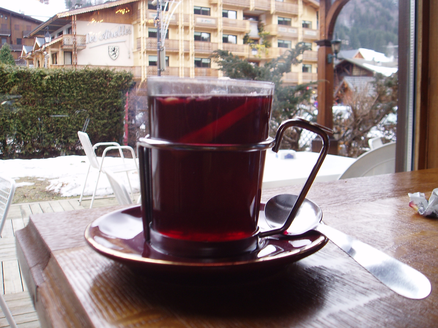 Ch 5 - Vin Chaud in the French Alps