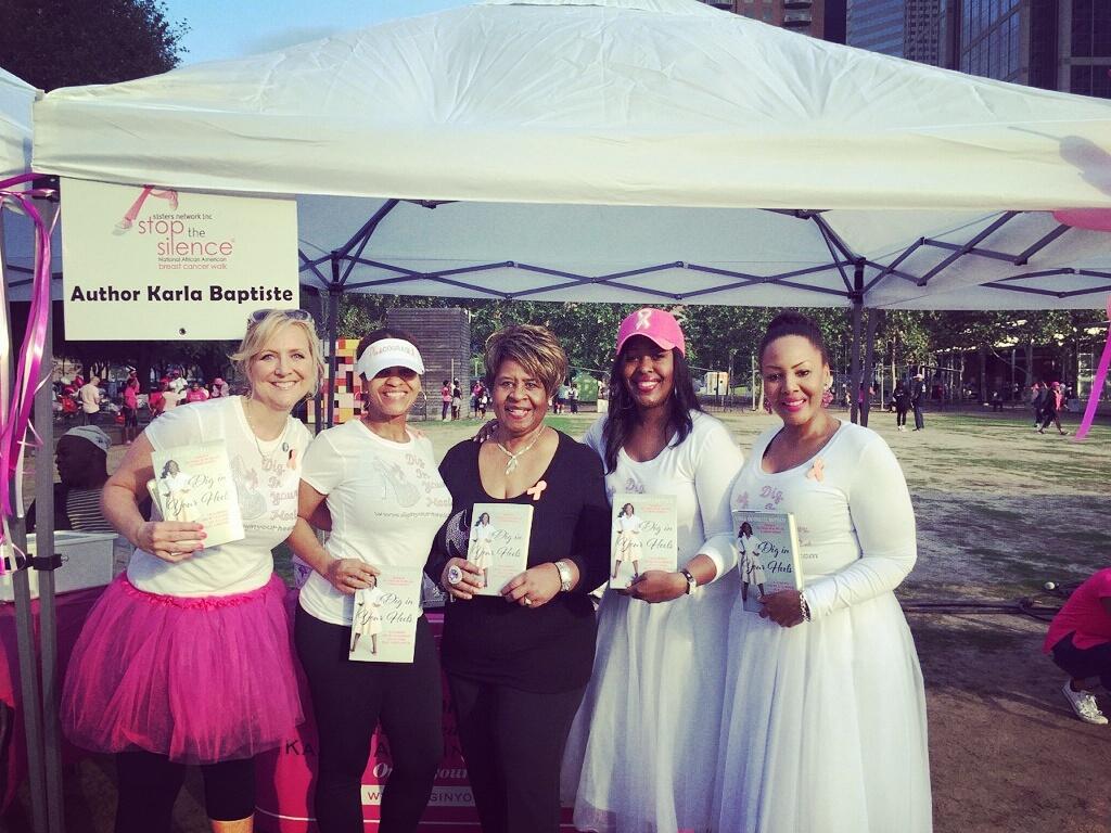 Sisters Network Walk - Houston, TX